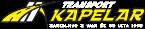 Transporti, prevozi ter špedicija - Kapelar